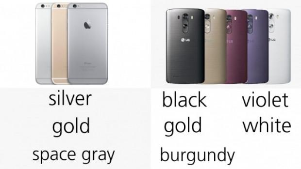 iPhone 6 Plus ve LG G3 görsel karşılaştırma - Page 2