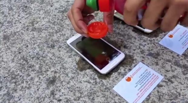 iPhone 6 ve Galaxy S5 yanma testinde işte sonuç! - Page 4