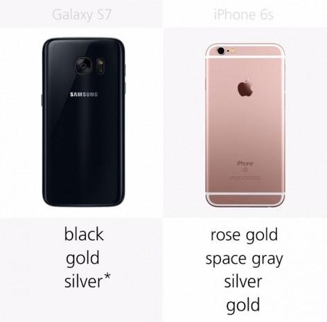 iPhone 6S-Galaxy S7 karşılaştırması - Page 3