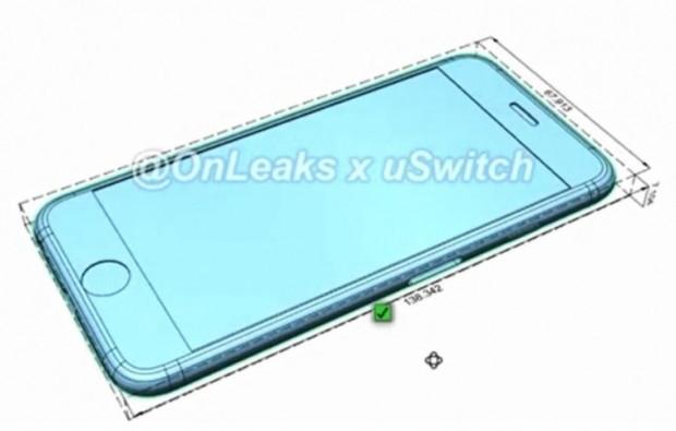 iPhone 6s iPhone 6'dan .2mm daha kalın olacak - Page 1