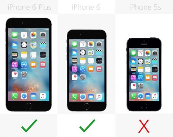 iPhone 5-5S, iPhone 6-6 Plus ve iPhone 6S ailesi karşı karşıya - Page 4