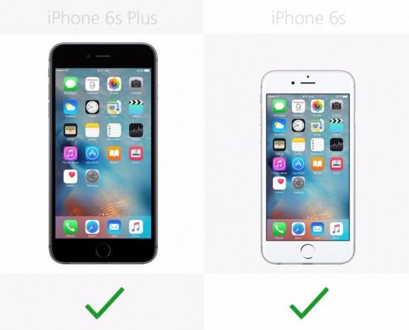 iPhone 6s Plus, 6s, 6 Plus, 6 ve SE karşılaştırma - Page 3