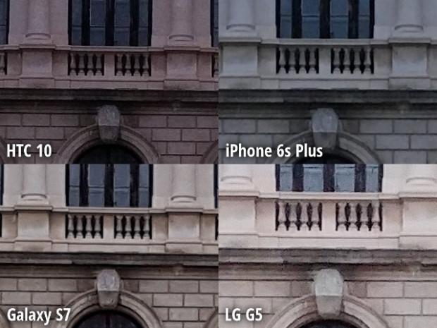 iPhone 6s Plus, Galaxy S7, LG G5 ve HTC 10 düşük ışıkta karşı karşıya - Page 1