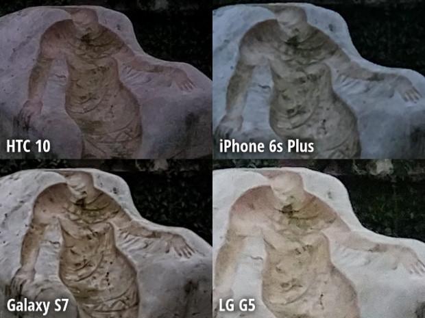 iPhone 6s Plus, Galaxy S7, LG G5 ve HTC 10 düşük ışıkta karşı karşıya - Page 2