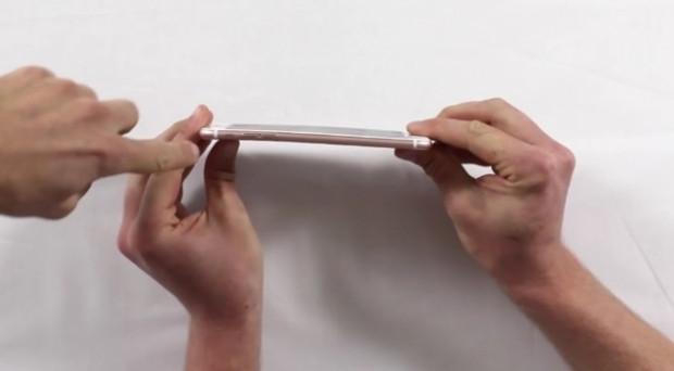 iPhone 6S Plus ne kadar dayanıklı? Eğilme oluyor mu? - Page 4