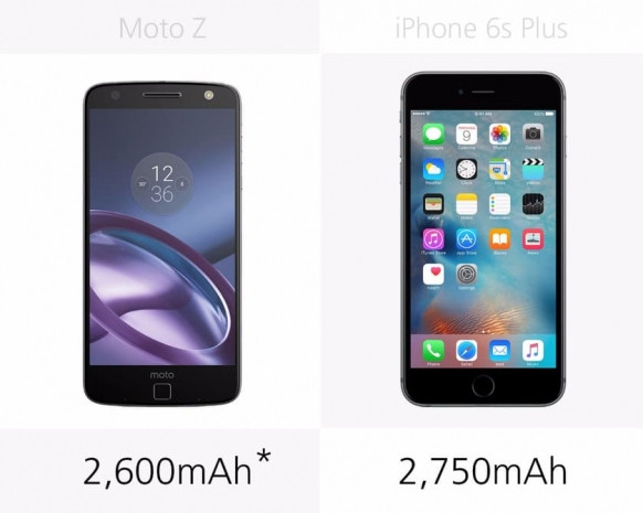 iPhone 6s Plus ve Moto Z karşılaştırma - Page 2