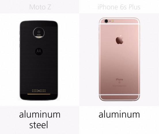 iPhone 6s Plus ve Moto Z karşılaştırma - Page 3