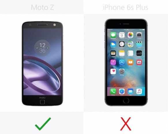 iPhone 6s Plus ve Moto Z karşılaştırma - Page 4