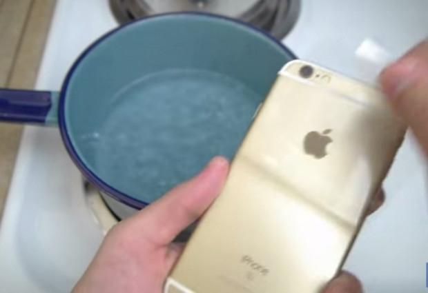 İphone 6S sıcak suya ne kadar dayanıklı? - Page 1