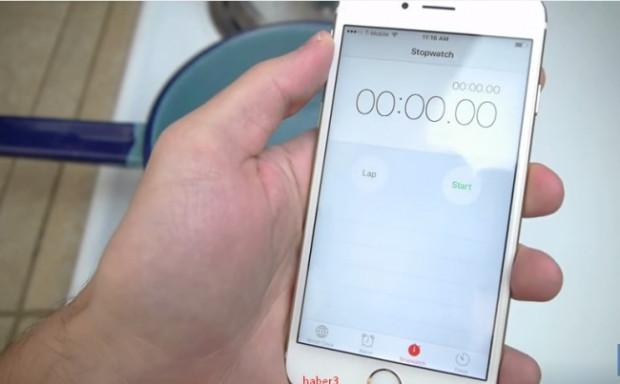 İphone 6S sıcak suya ne kadar dayanıklı? - Page 3