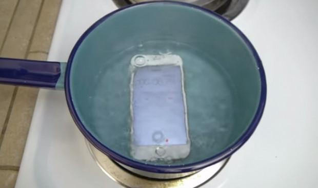 İphone 6S sıcak suya ne kadar dayanıklı? - Page 4