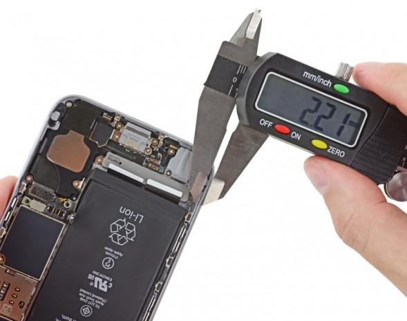 iPhone 6s ve 6s Plus bu madde sayesinde su geçirmiyor - Page 4