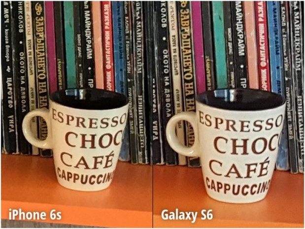 iPhone 6s ve Galaxy S6 kamera karşılaştırması - Page 2