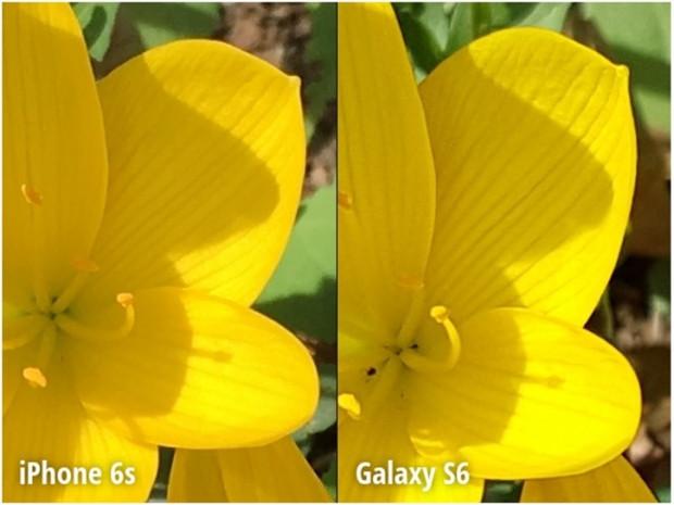 iPhone 6s ve Galaxy S6 kamera karşılaştırması - Page 4