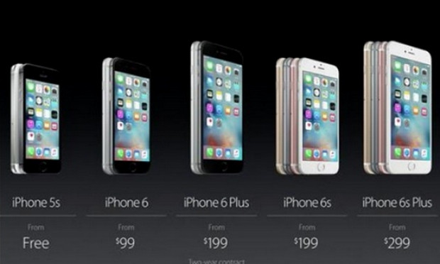 iPhone 6S ve iPhone 6S Plus'un özellikleri - Page 1