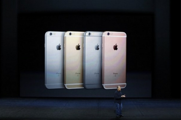 iPhone 6S ve iPhone 6S Plus'un özellikleri - Page 4
