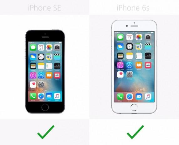 iPhone 6s ve iPhone SE karşılaştırma - Page 2