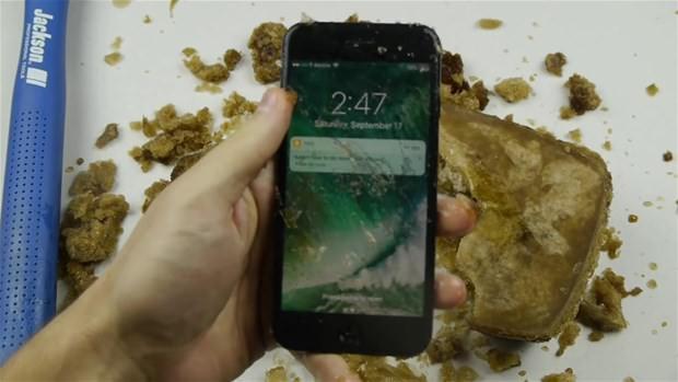 iPhone 7 dondurulduktan sonra çalışır mı? - Page 4