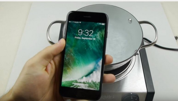 iPhone 7 fokur fokur kaynatıldı - Page 1