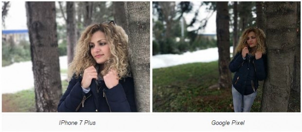 iPhone 7 Plus ve Google Pixel Portre modu karşılaştırma - Page 2