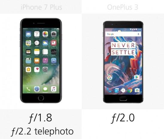 iPhone 7 Plus ve OnePlus 3 karşılaştırma - Page 1