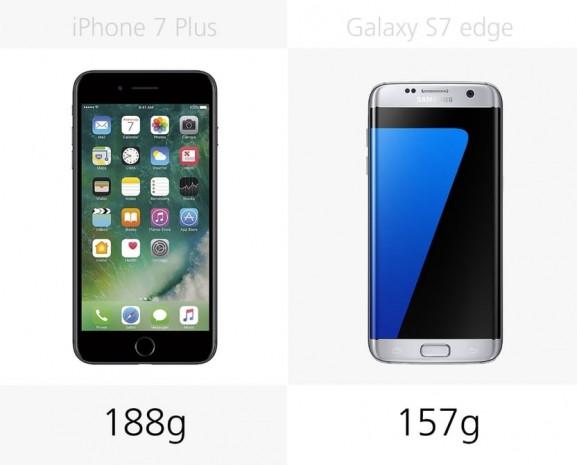 iPhone 7 Plus ve Samsung Galaxy S7 Edge karşılaştırma - Page 1