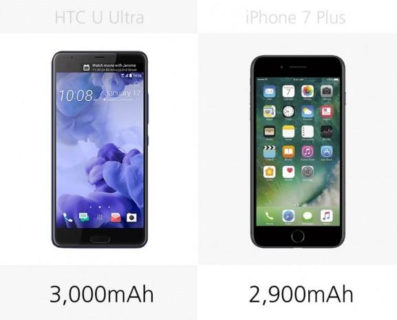 iPhone 7 Plus ve Ultra HTC U karşılaştırma - Page 2