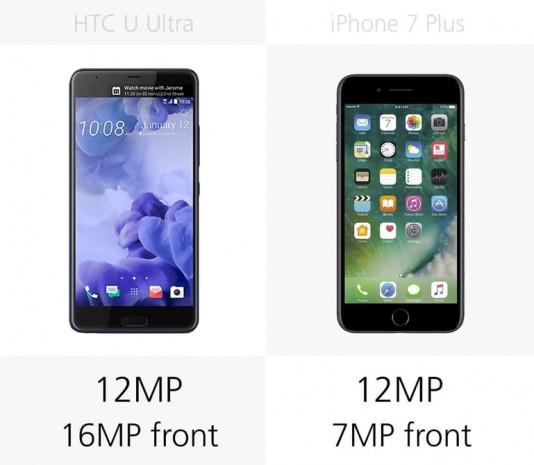 iPhone 7 Plus ve Ultra HTC U karşılaştırma - Page 4