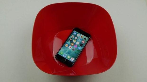 iPhone 7 sıvı nitrojenin içine atıldı! - Page 1