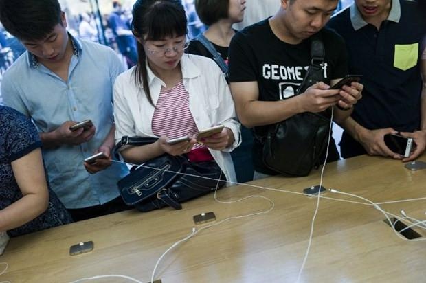 iPhone 7 ve 7 Plus satışa sunuldu işte o izdiham - Page 3