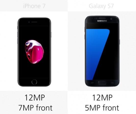 iPhone 7 ve Samsung Galaxy S7 karşılaştırma - Page 4