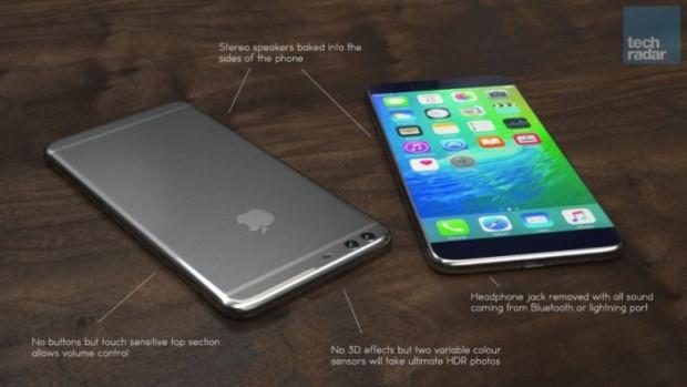 iPhone 7'de bu özellikler mi olacak? - Page 2