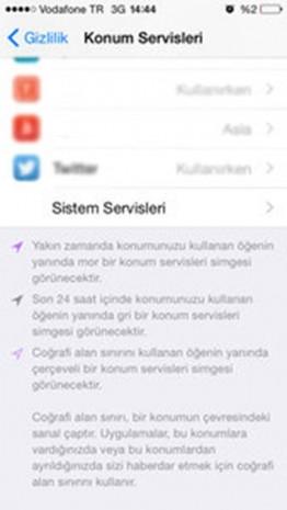 iPhone hayatımızı böyle takip ediyor - Page 2