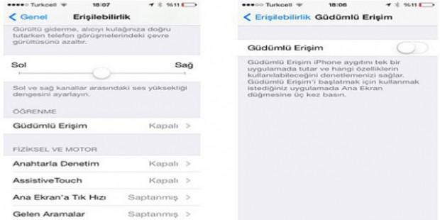 iPhone kullanıcıların hayatını kolaylaştıran bilgiler! - Page 1