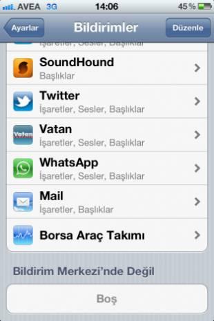 iPhone kullanıcılarının tuhaf alışkanlıkları - Page 1