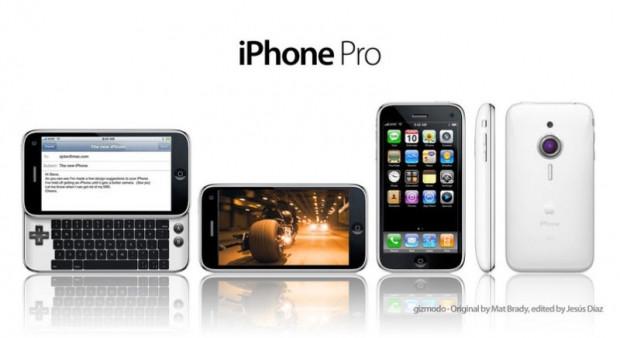 iPhone Pro bomba gibi özelliklerle geliyor! - Page 2