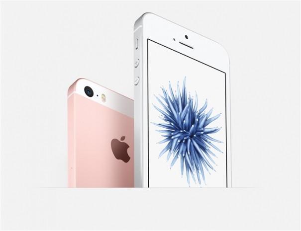 iPhone SE tüm resmi görseller - Page 1