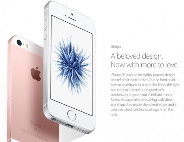 iPhone SE tüm resmi görseller - Page 4