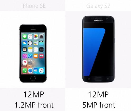 iPhone SE ve Samsung Galaxy S7 karşılaştırma - Page 3