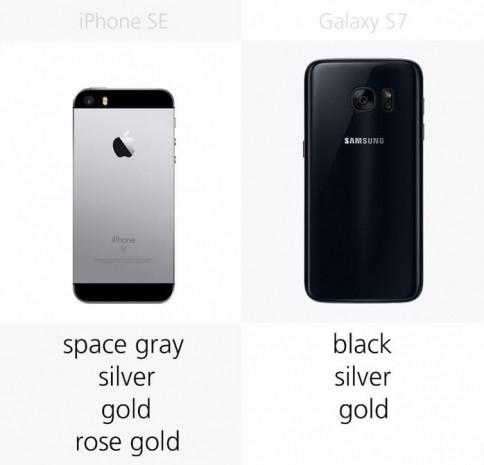 iPhone SE ve Samsung Galaxy S7 karşılaştırma - Page 4