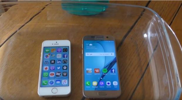 iPhone SE ve Samsung Galaxy S7 Listerine içinde 2 saat kaldı - Page 2