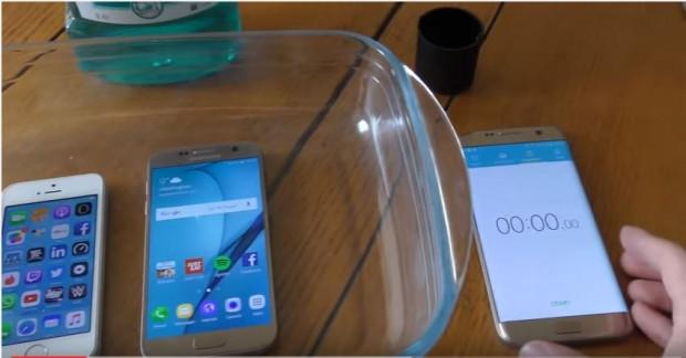 iPhone SE ve Samsung Galaxy S7 Listerine içinde 2 saat kaldı - Page 3