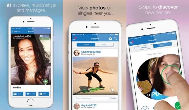 iPhone ve Android için en iyi arkadaşlık uygulamalar - Page 2