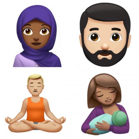 iPhone ve iPad için yeni emoji'ler - Page 4