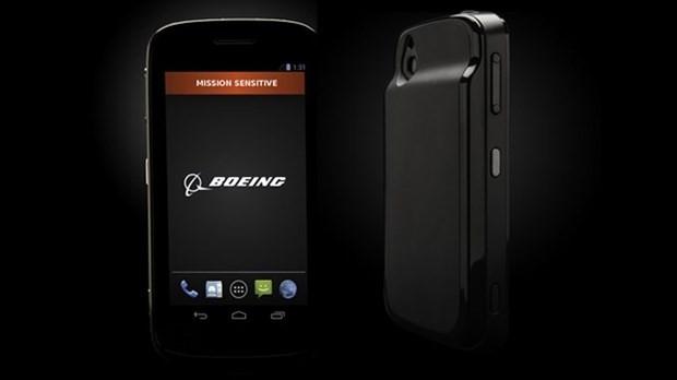 Kendini imha eden telefon Boeing Black! - Page 1