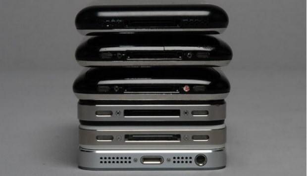 iPhone'da 10 yılda meydana gelen değişiklikler - Page 4