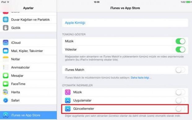 iPhone'ların batarya süresi nasıl uzatılır? - Page 3