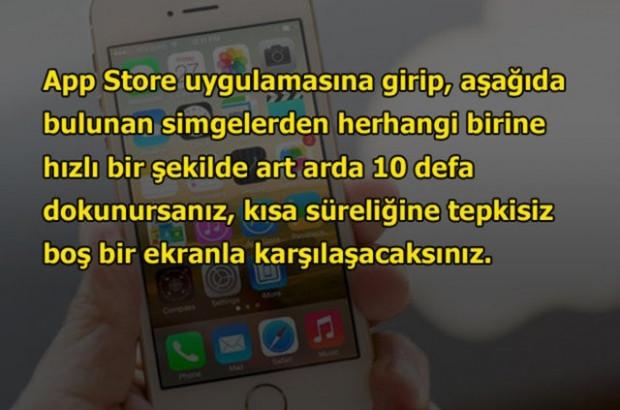 iPhone'nun gizli kalmış özellikleri - Page 2