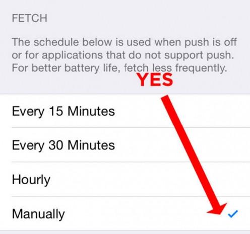 iPhone'nunuzun şarjının çabuk bitmesine sebep olan 13 şey - Page 2