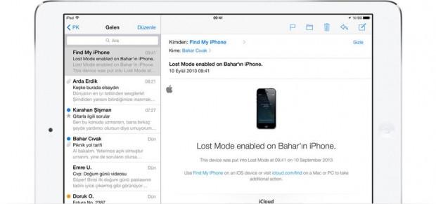 iPhone'unuz çalınır ya da kaybolursa bunları mutlaka yapın! - Page 3